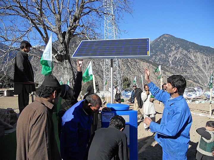Zularistan Ltd 183 1000 Solar Home Systems And 300 Solar