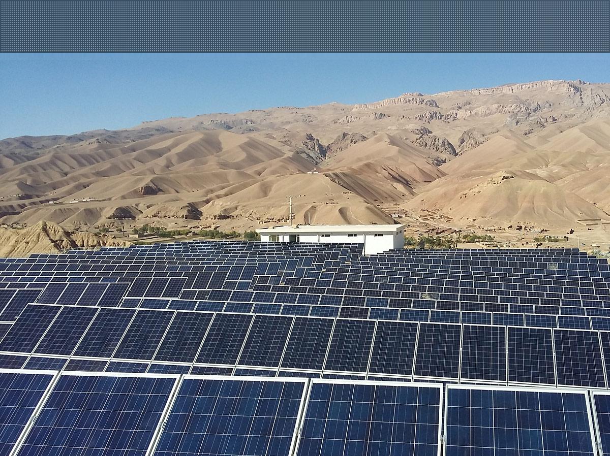 Zularistan Ltd · Energy for Afghanistan