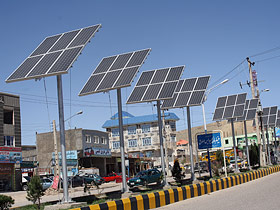 Herat Solar Water Pumping Project